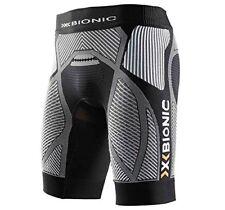 Pantalons de fitness noires en synthétique pour homme
