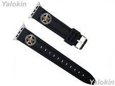 Cowboy 1-SLV42 Band Compatible for Apple Watch 1 2 3, Nike+, Hermès, Edition