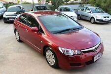 Honda Civic Sedan Petrol Manual Passenger Vehicles