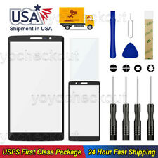 for MetroPCS  LG G Stylo MS631 Replacement Outer glass Lens Screen