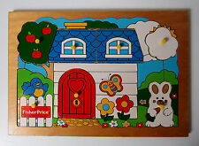 Puzzle Fisher Price Vintage Little People