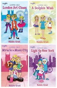 NEW Glimmer Girls Set of 4 Faith girlz Natalie Grant 1 2 3 London Art Chase