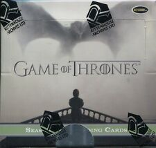 Game of Thrones Season 5 Trading Cards SEALED HOBBY BOX ** Priority mail
