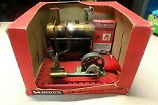 Vintage Mamod SE2A Steam Engine Toy w/ Box -  Made In England, Reverse Switch