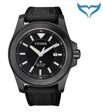 Citizen Promaster Land Tough BN0217-02E Saphir Eco-Drive 20bar Armbanduhr Herren