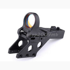9 Brightness Control Red Dot Sight for Hi-Cap Hunting Airsoft Red Dot Sight