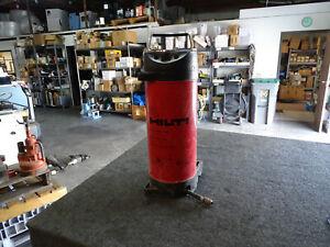 Hilti DWP 10 Portable Water Supply Unit for Coring Concrete Hole Core