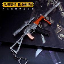 TOY 1/6 1:6 PUBG VAL sniping rifle gun BattleField4 Battleground Metal