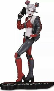 DC Collectibles Harley Quinn Red,White & Black Statue by Middleton#1165/5000 NIB