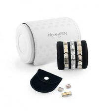 New Genuine Nomination Composable Jewellery Box For Nomination Bracelets& Charms