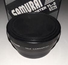 Samurai Z (Kyocera) TL-2 Tele Converter Lens (BRAND NEW!)