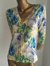 Women's Floral Jumpers and Cardigans