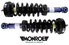 2 Suspension Strut and Coil Spring Assembly MONROE Front L & R For  F150 4WD GAS