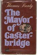 The Mayor of Casterbridge by Thomas Hardy Modern Library 17.2 - HB in later DJ