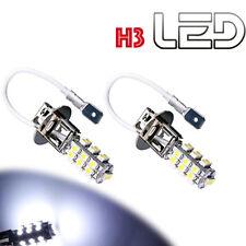 ALFA GTV  ampoules H3 feux jour diurne via Brouillard 26 LED Blanc