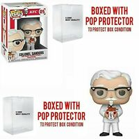 FUNKO POP! ICONS: KFC- COLONEL SANDER VINYL FIGURE BRAND NEW IN BOX #36802