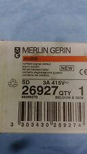 MERLIN GERIN Multi 9 26927- Contatto ausiliario 26927