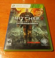 The Witcher 2 Assassins Of Kings Enhanced Edition Microsoft Xbox 360