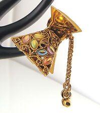 Mode-Haarschmuck aus Kristall und Metalllegierung