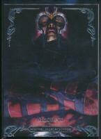 2018 Marvel Masterpieces Trading Card #81 Magneto /999