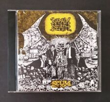 NAPALM DEATH - 'Scum' 1994 CD Album