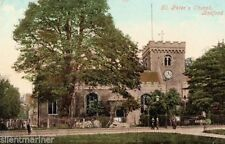 Bedford Pre 1914 Printed Collectable English Postcards