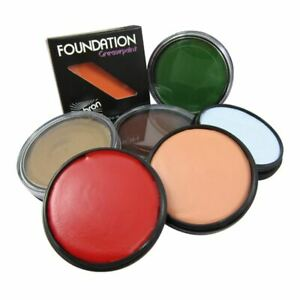 Foundation Greasepaint Mehron Makeup 1.25 oz Color Cup