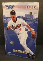 1997 Starting Lineup Cal Ripken Jr. MLB Fully Poseable 12 Inch Figure #27768