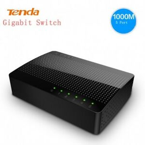 tenda 5 porte gigabit