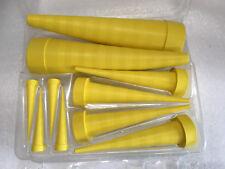 Hydraulik Öl Service Stopfen Universal Verschlüsse Gummistopfen 1 - 42 mm yelloc