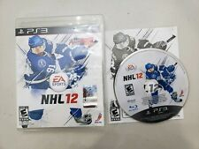 NHL 12 PS3 COMPLETE Sony Playstation 3 FAST SHIPPING