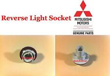 2000 2005 Mitsubishi Eclipse GT GTS Reverse Lamp Socket Only 1 New OEM