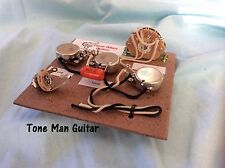 Pre-wired Guitar Wiring Harness  .022uf Cap Fits a Fender Stratocaster Strat
