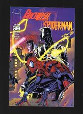 Backlash/Spider-Man #1 (Jul 1996, Image) NM- Venom