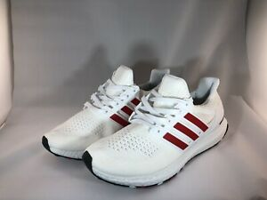 Adidas Ultra Boost 4.0 WHITE RED CAMO Size 10