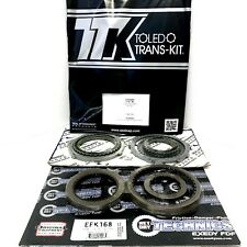 4L30E TRANSMISSION MASTER REBUILD KIT 1998 Up GM CADILLAC 4L30 BMW ISUZU