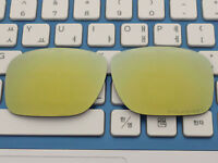 Replacement Gold Polarized Lenses for-Oakley Holbrook Sunglasses OO9102