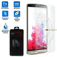 Premium Slim HD Tempered Glass Film Screen Protector Skin For LG G3 Stylus D690