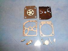 NEW COMPLETE CARBURETOR KIT FITS STIHL FS55 FS45 FS46 FS38 BG55 BG65 BG85