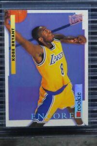 1996-97 Fleer Ultra Kobe Bryant Rookie Encore RC #266 Lakers D305