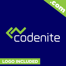 Codenite.com is a cool brandable domain for sale! Godaddy PREMIUM + LOGO