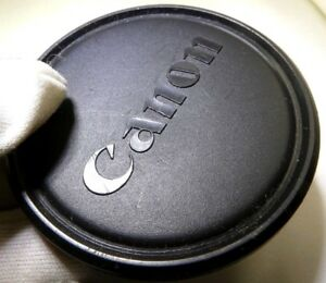 Canon 55mm Lens Cap Slip on type plastic