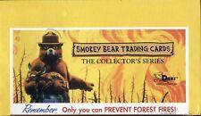 Smokey Bear Card Box