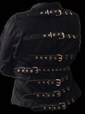 straitjacket straight jacket strait with leather