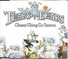 TEARS FOR FEARS Closest thing to heaven 5TRX MIXES & DUBS CD single USA SELLER
