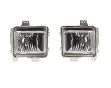 Left & Right Genuine Fog Lights Lamps Pair Set For Honda Ridgeline Sedan 09-14