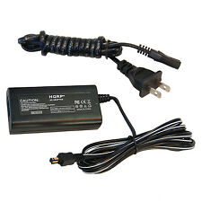 HQRP AC Power Adapter for Sony Cyber-Shot DSC-T100 DSC-T200 DSC-T300 DSC-T700