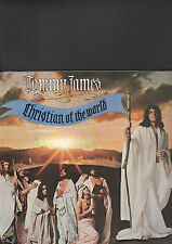 TOMMY JAMES - christian of the world LP