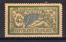 France Yvert n° 143d neuf sans charnière - variété