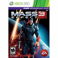 Mass Effect 3 (Microsoft Xbox 360, 2012) - new